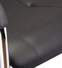 Visitor Chair in Black Colour by Parin