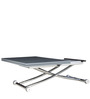 Vivacious Expandable Coffee cum Dining Table in Grey Colour by Gravity
