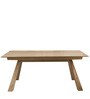 Voglauer Four Seater Dining Table in Natural Finish by Inliving