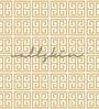 Wallskin Beige Non Woven Paper The Endless Ethnic Blocks Wallpaper