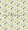 Wallskin Green Non Woven Paper The Leaf's Wallpaper