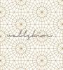 Wallskin Green Non Woven Paper The Symmetric Pattern Wallpaper