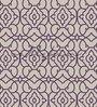 Wallskin Purple Non Woven Paper Ethnic Wall Wallpaper