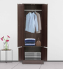 Wardrobe in Beech Chocolate Finish by Heveapac
