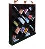 Burgdorf Book Shelf in Espresso Walnut Finish by Woodsworth