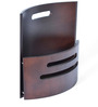 Willie Magazine Rack in Wenge Colour by @Home