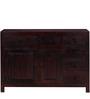 Winona Sideboard in Passion Mahogany Finish by Woodsworth
