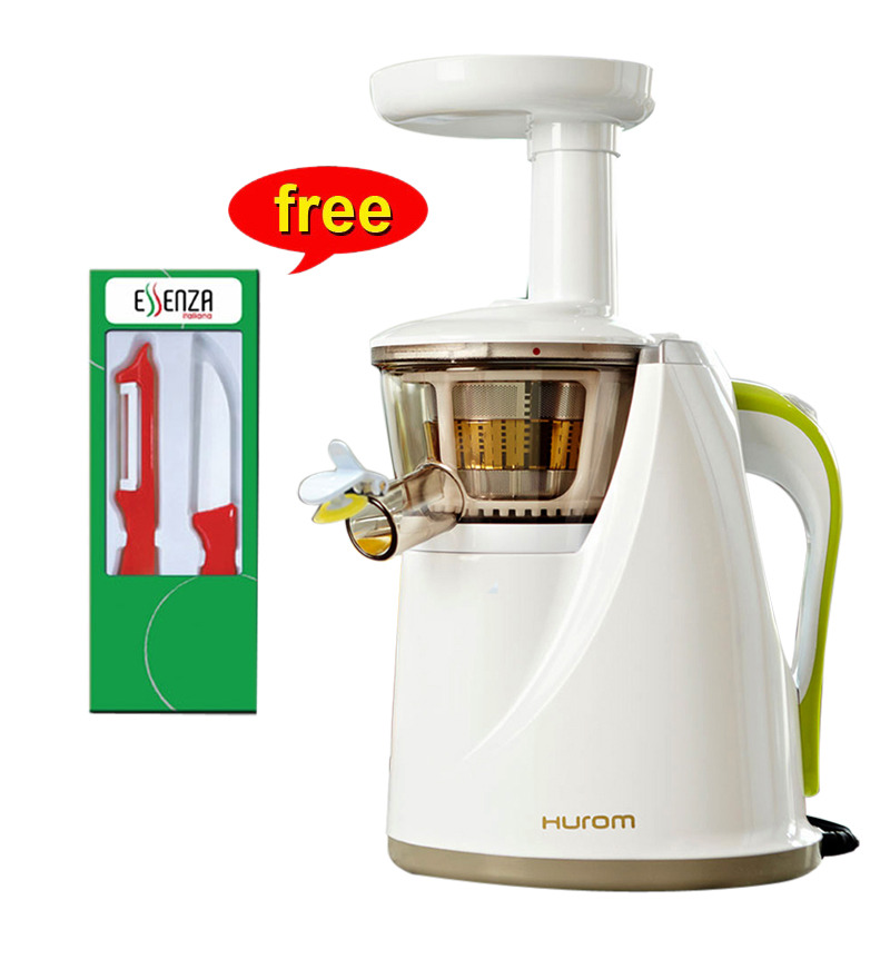 Wonderchef Hurom Slow Juicer With Cap By Chef Sanjeev Kapoor : Wonderchef Hurom Slow Juicer with Cap by Chef Sanjeev Kapoor by Wonderchef Online - Juicer Mixer ...