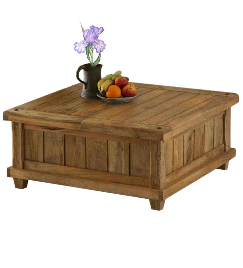 storage coffee table by wood dekor by wood dekor online contemporary furniture pepperfry