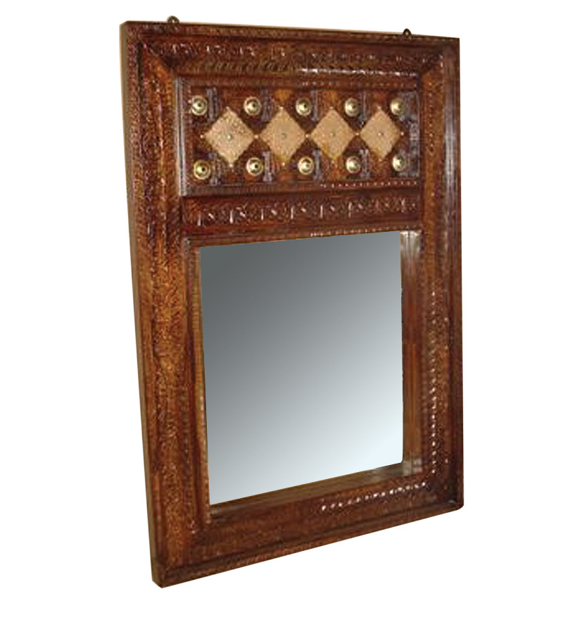 wood dekor traditional mirror frame by wood dekor online