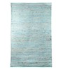 Walter Area Rug in Blue by Casacraft