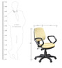Workstation 504 Series Chair by Emperor