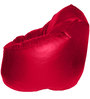 XXXL Bean Bag Sofa (With Beans) in Red Colour by Feel Good