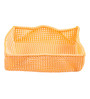 Yamini Plastic Golden Yellow 3 L Storage Tray
