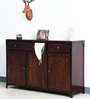 Yatela Sideboard in Provincial Teak Finish by Bohemiana