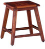 Yelm Stool in Honey Oak Finish by Woodsworth