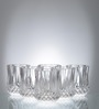 Yujing Lyric Diamond 265 ML Water Glasses - Set of 6