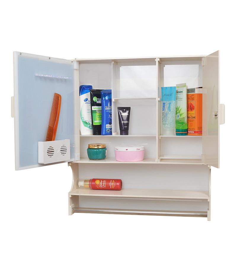 Zahab Acrylic Bathroom Cabinet By Zahab Online Bathroom