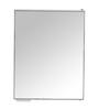 Zahab White Acrylic Bathroom Cabinet