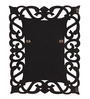 Aberconway Decorative Mirror in Multicolor by Amberville