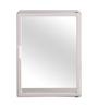 Zahab Classic Bathroom Cabinet-Medium(White)