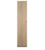 Zen Single Door Wardrobe in Sonoma Oak Finish by Godrej Interio