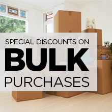 Special Discounts on Bulk Purchases