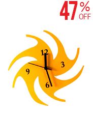 Panache Chakar Clock