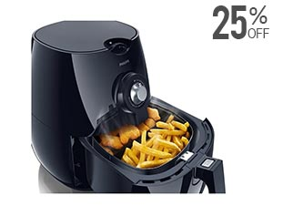 Philips Viva Collection HD9220 Airfryer