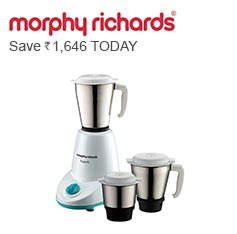 Morphy Richards 3 Jar Mixer Grinder
