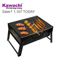 Kawachi Portable Barbeque Grill