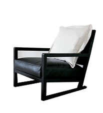 Deluxe Lounge Chair by Planet Decor