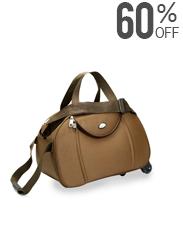 SpenZ Brown Duffle Bag