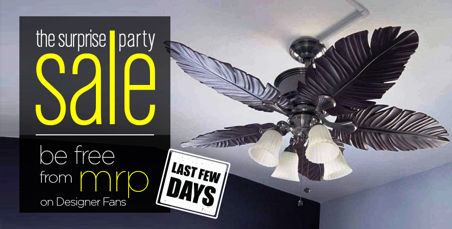 The Surprise Party Salebe free from mrp on Designer Fans