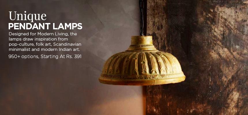 Unique Pendant Lamps