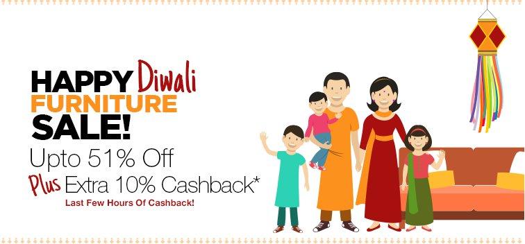Mega Diwali SaleUpto 50% off