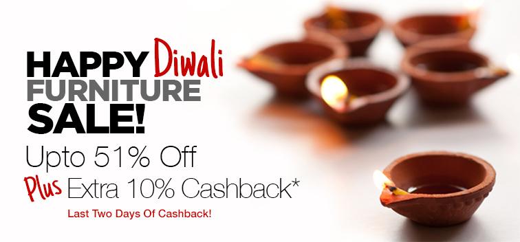 Happy Diwali Furniture Sale!