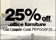 15% off on office furniture